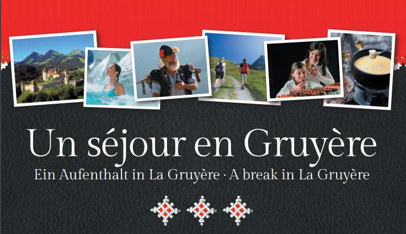Passeport« La Gruyère»